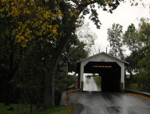 covered bridge, PA