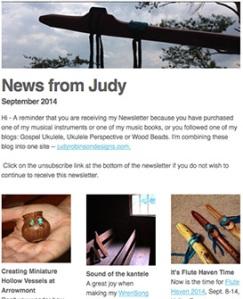 eNewsletter September 2014
