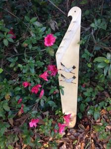 Sandhill Crane 5-string Kantele