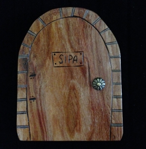 SIPA wood door