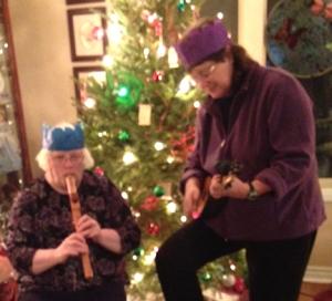 flute_uke_xmas_tree