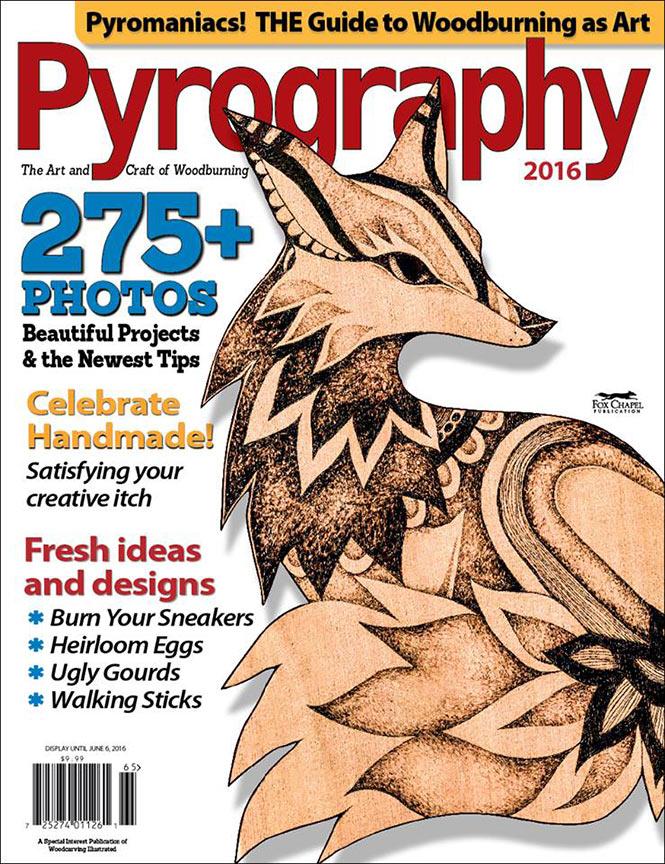 Pyrography Magazine