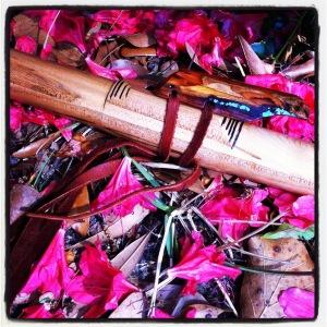 WrenSong Maple flute