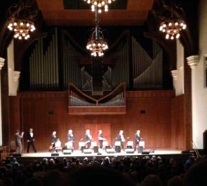 UOGB in UF University Auditorium