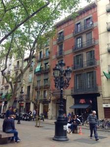Passeig del Born - Barcelona