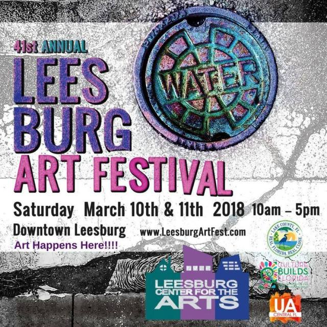 Leesburg Art Festival logo