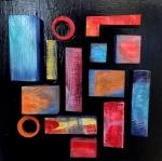 Seeking Order - art by Judy Robinson
