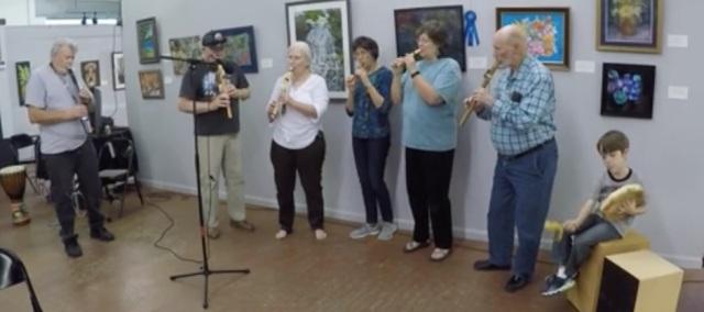 Leesburg Flute Gathering
