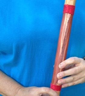Cedar Mohave Flute
