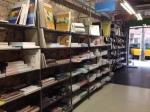 Barna store with all paper