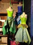 Paper dresses in Raima