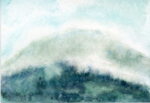 Great Smoky Mountains Watercolor