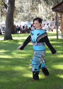 Jingle Dress Dancer
