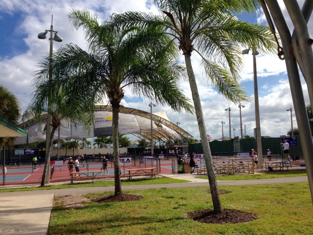 Courts at East Naples Community Park