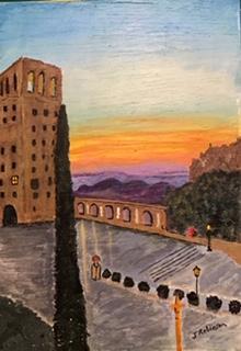 Montserrat Sunrise